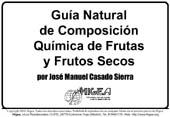 6.000 bytes, Guía Natural de Composición Química de Frutas y Frutos Secos
