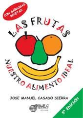 23.368 bytes, Libro Las frutas nuestro alimento ideal